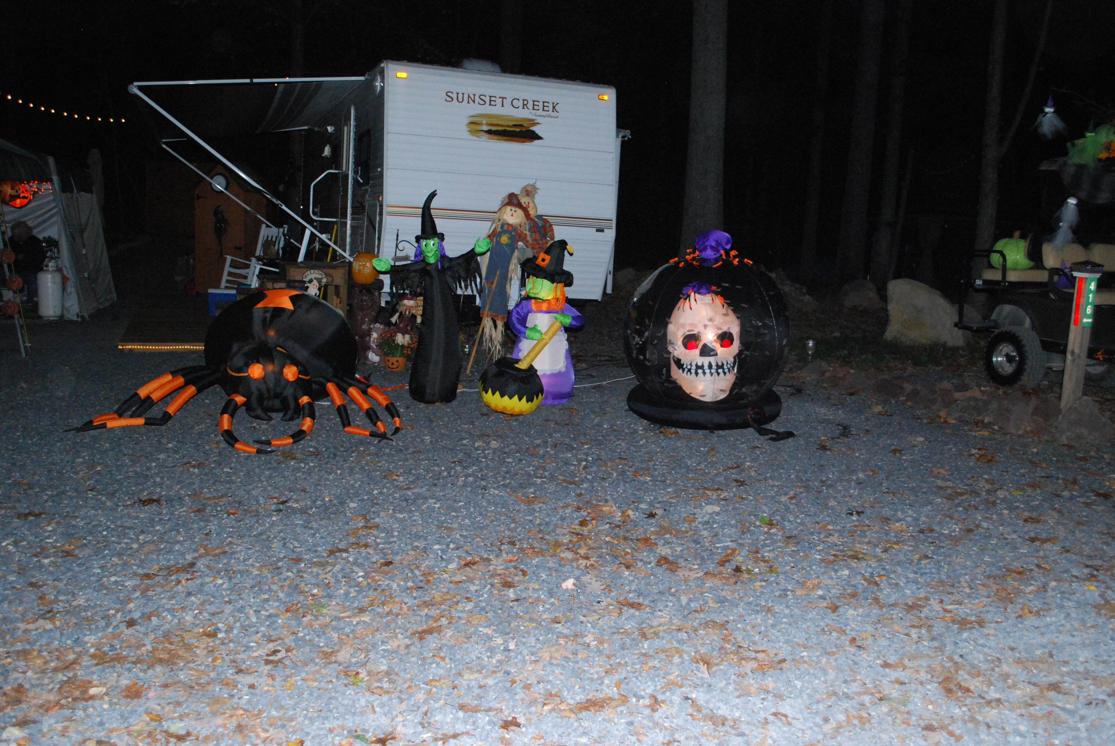 Pics Photos  Halloween Decorations For Camping ~ 161501_Halloween Decorating Ideas Campground