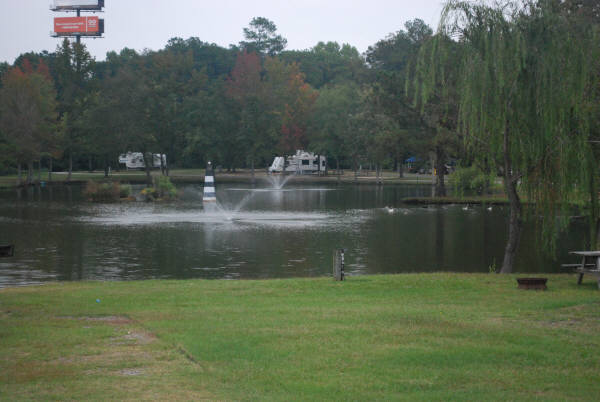 Florence Rv Park Campground In Florence South Carolina