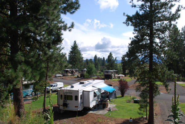 Mccall Rv Resort Campground In Mccall Idaho