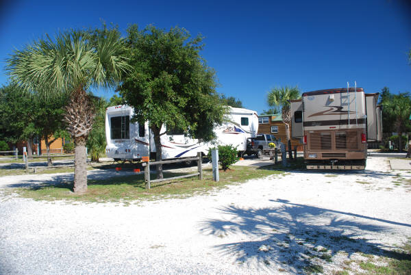 Navarre Beach Campground Navarre Fl
