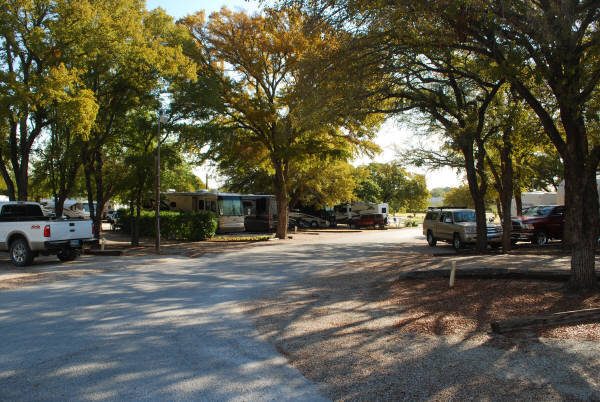 Dallas Destiny Rv Resorts Located In Denton Texas