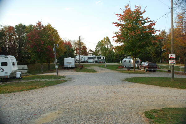 Wolfies Campground