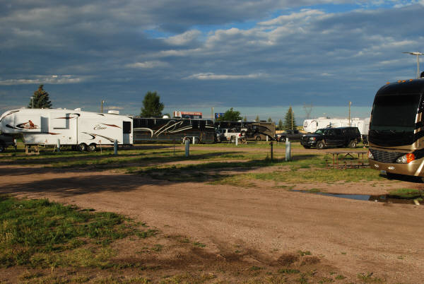 Terry Bison Ranch Rv Park