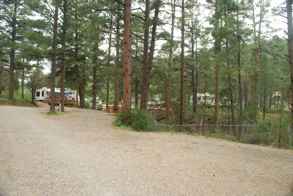 Twin Spruce Rv Park