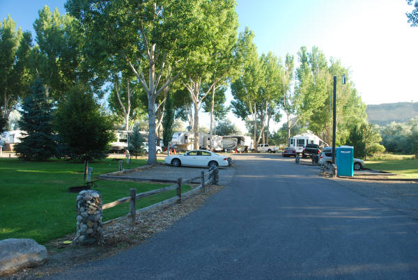 Yellowstone River Rv Park And Campground